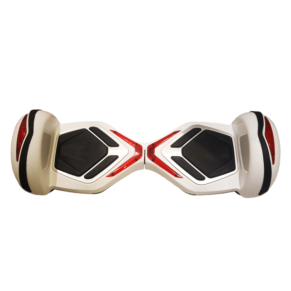 Hoverboard blanc 10 pources